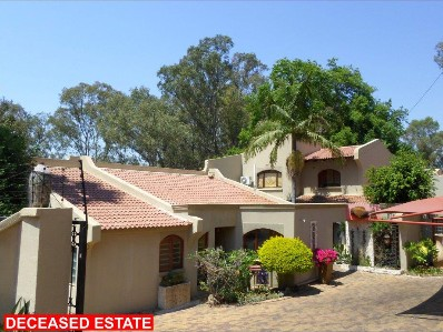 On Auction -  House On Auction in Olivedale