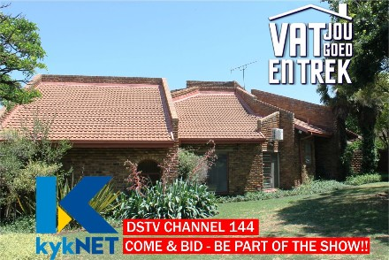 On Auction - 4 Bed House On Auction in Vanderbijlpark South East 3