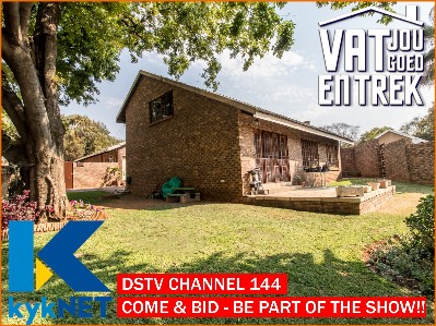 On Auction - 3 Bed House On Auction in Lynnwood Glen