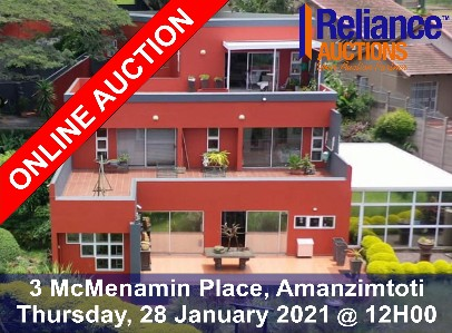 On Auction - 3 Bed Property On Auction in Durban South