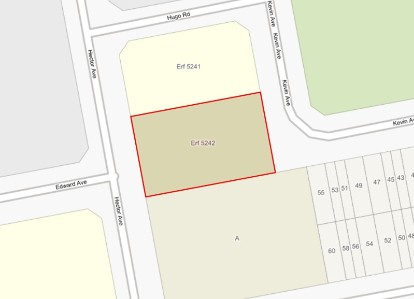 On Auction -  Plot On Auction in Grassy Park