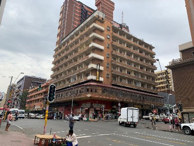 R 15,000,000 -  Commercial Property For Sale in Hillbrow