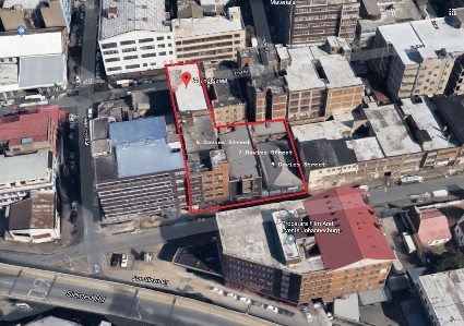 On Auction -  Commercial Property On Auction in Doornfontein