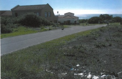 -  Plot For Sale in Sea Vista, St Francis Bay