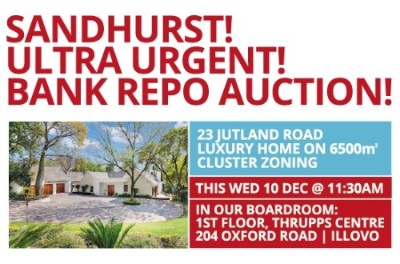 On Auction -  Property On Auction in Sandhurst