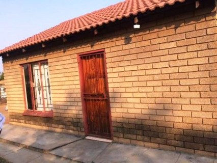 On Auction - 2 Bed Property On Auction in Soshanguve
