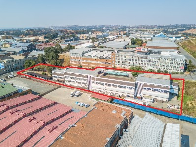 R 19,000,000 -  Commercial Property For Sale in Park Central