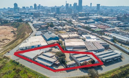 On Auction -  Commercial Property On Auction in Park Central