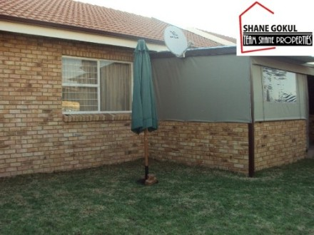 Randfontein Property - Neat, safe and secure!