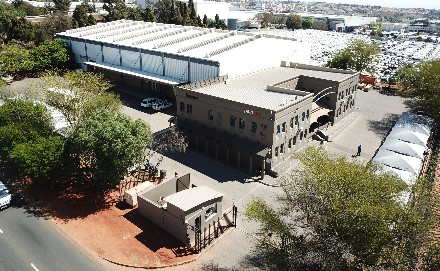On Auction -  Commercial Property On Auction in Randjespark