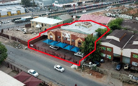 On Auction -  Commercial Property On Auction in Marlboro