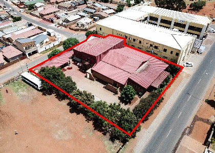 On Auction -  Commercial Property On Auction in Chiawelo