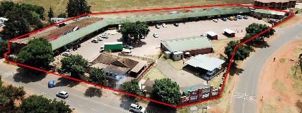On Auction -  Commercial Property On Auction in Dawn Park