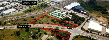 On Auction -  Commercial Property On Auction in Linbro Park