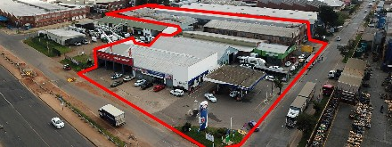 On Auction -  Commercial Property On Auction in Isando