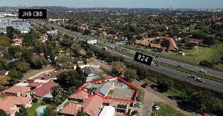 On Auction -  Commercial Property On Auction in Harmelia