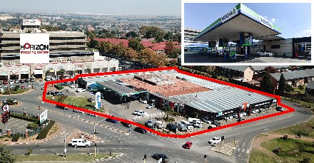 On Auction -  Commercial Property On Auction in Horison View