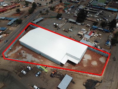On Auction -  Commercial Property On Auction in Westonaria