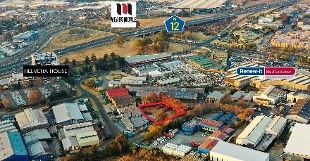 On Auction -  Commercial Property On Auction in Wilbart