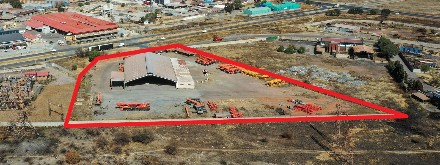On Auction -  Commercial Property On Auction in Vanderbijlpark North West7