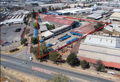 On Auction -  Commercial Property On Auction in Alrode