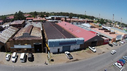 On Auction -  Commercial Property On Auction in Benoni Central