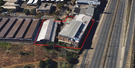On Auction -  Commercial Property On Auction in Benrose