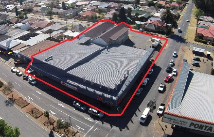On Auction -  Commercial Property On Auction in Krugersdorp West