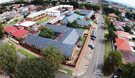 On Auction -  Commercial Property On Auction in Turffontein