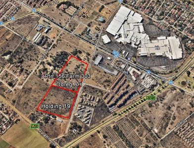 On Auction -  Commercial Property On Auction in Karenpark