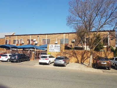 On Auction -  Commercial Property On Auction in Amalgam
