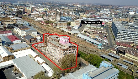 On Auction -  Commercial Property On Auction in New Doornfontein