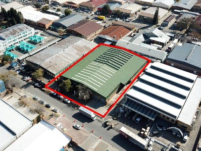 On Auction -  Commercial Property On Auction in Strijdompark