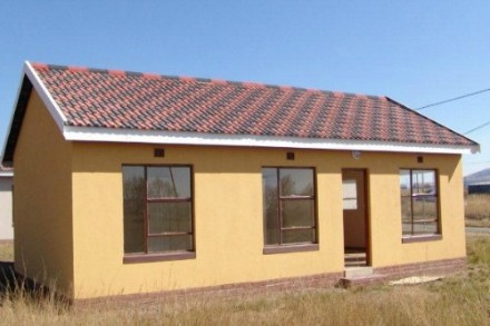 Protea Glen Property - Building package: