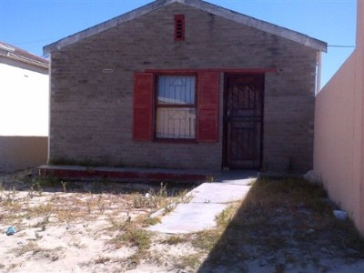 On Auction - 2 Bedroom, 1 Bathroom  Home On Auction in Khayelitsha