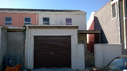On Auction - 2 Bed Property On Auction in Mitchells Plain