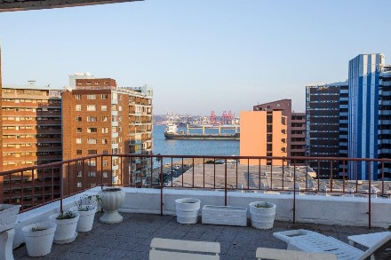 On Auction - 3 Bed Flat On Auction in Durban Central