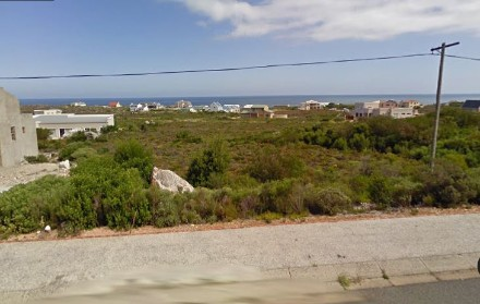 On Auction -  Plot On Auction in Betty's Bay
