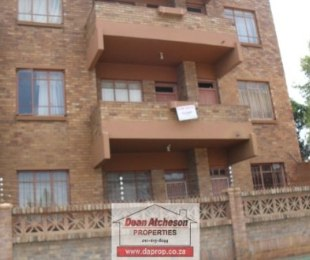 R 300,000 - 1 Bed Flat For Sale in Jeppestown