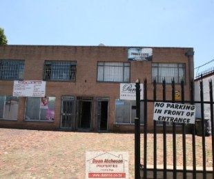 R 1,200,000 -  Commercial Property For Sale in Bezuidenhout Valley