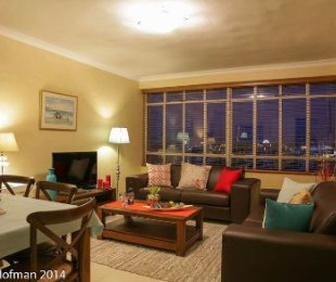 R 1,600 - 2 Bed Flat To Rent in Green Point