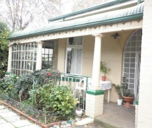 R 899,000 - 3 Bed House For Sale in Bezuidenhout Valley