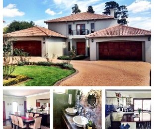 R 5,250,000 - 4 Bed Home For Sale in Eagle Canyon Golf Estate
