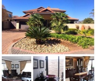R 5,450,000 - 3 Bed House For Sale in Eagle Canyon Golf Estate