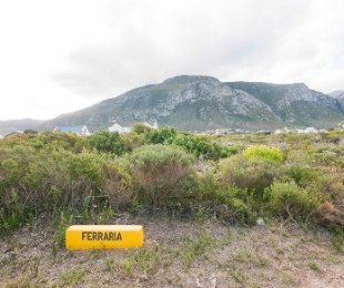 R 350,000 -  Plot For Sale in Betty's Bay