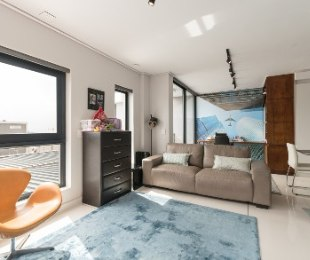 R 4,450,000 - 1 Bed Flat For Sale in Bantry Bay