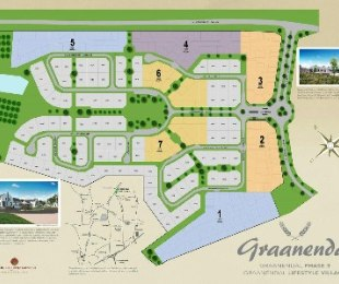 R 6,500,000 - 4 Bed House For Sale in Graanendal