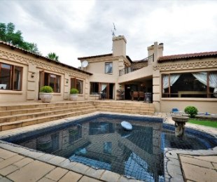 R 3,800,000 -  Property For Sale in Silver Lakes Golf Estate