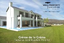 R 13,500,000 - 4 Bedroom, 4 Bathroom  House For Sale in Val de Vie, Paarl