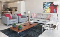 R 15,000 - 1 Bedroom, 1 Bathroom  Apartment To Let in Cape Town - City Bowl